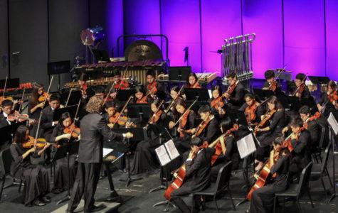 Festive Fall Concert Commences 2017-18 VAPA