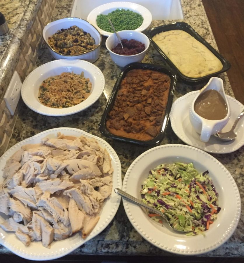 Different cultures have slightly different meals for Thanksgiving, however, the traditional aspects of this holiday meal seem to be present at the dinner tables of many who celebrate it.