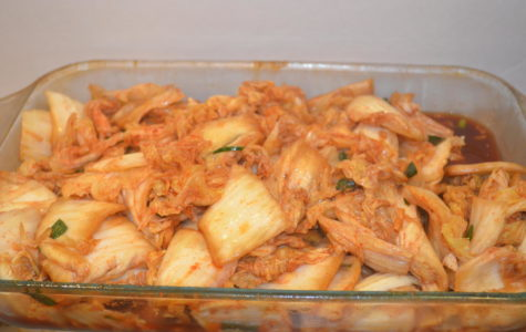 Baechu-kimchi is My Seoul Mate