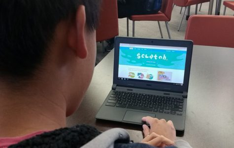 Students Scratch the Surface During Hour of Code