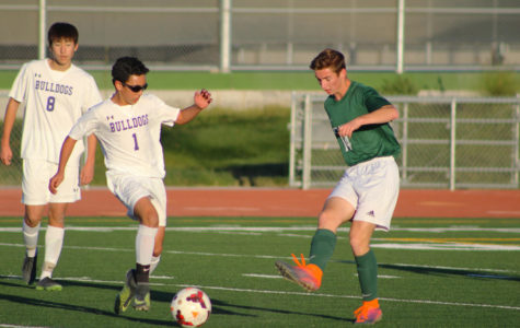 JV Boys' Soccer Heads into Holiday Season with a Win