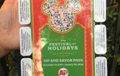 Hungry For The Holidays At The Happiest Place On Earth