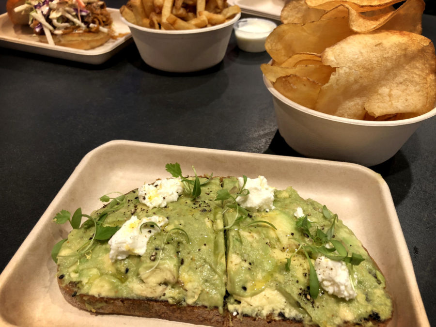 The+Avocado+Toast+features+lime+and+pepper+for+new+flavors.