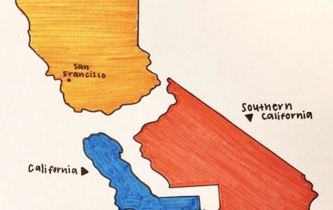 Cal • i • for • nia: Noun | A Western State that Could Split