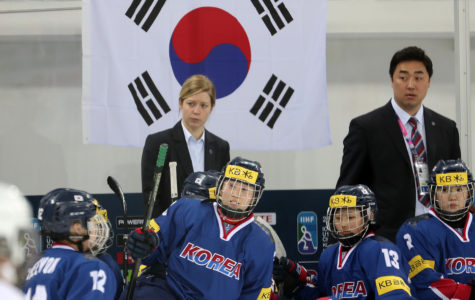 Two Koreas, One Olympic Team