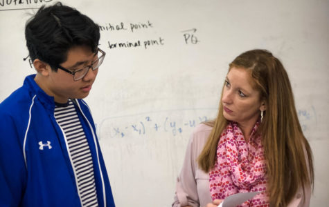 Shelley Godett: The Sine of an Amazing Teacher