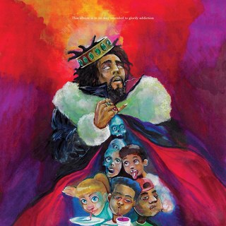 KOD, J. cole's recent album, uses fast-paced lyricism to deliver philosophical messages.