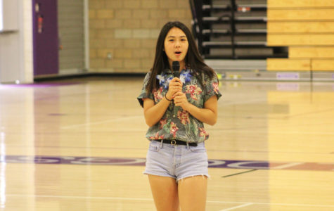 ASB Closes Out School Year with End-of-Year Rally