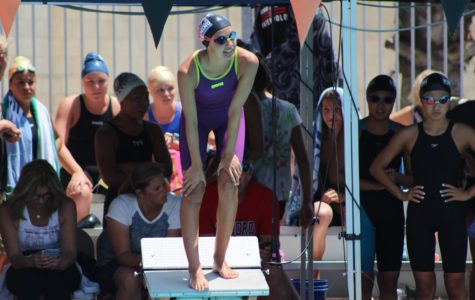 Making History: Swim Waves Hello to the First Year of CIF