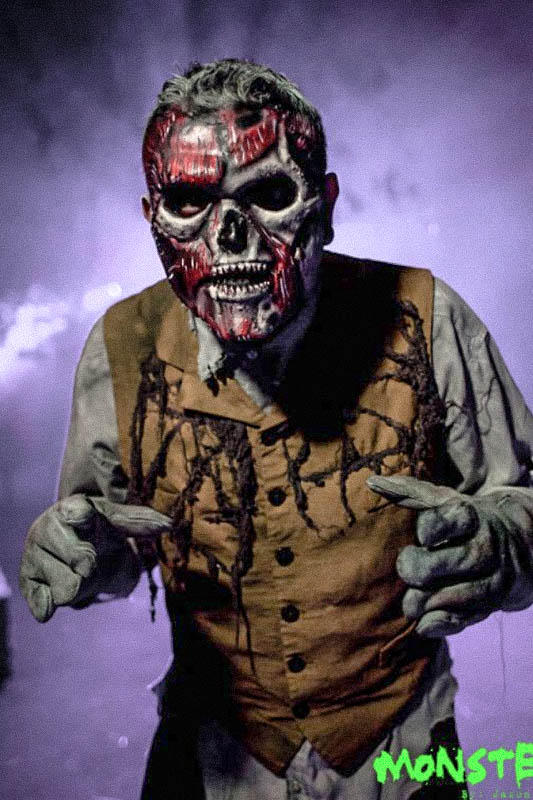 Hernandez's all time favorite holiday is Halloween. He used to work for fun as a scarer at Knotts Scary Farm for eight years.