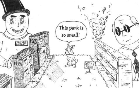 Political Cartoon: The Not-So-Great Park