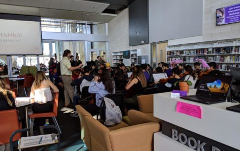 Interdisciplinary Learning: Students Speak the Languages of Word and Music