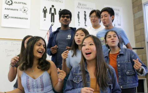 No Instruments Required: Portola High's First A Cappella Group