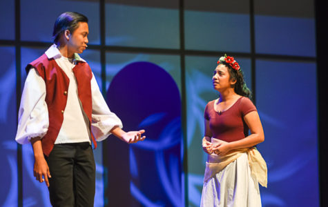 All the World's a Stage for the Annual Fall Play