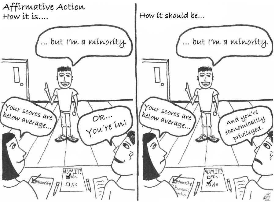 Staff Editorial: Making Affirmative Action More Effective
