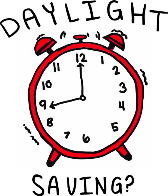 Daylight Saving Does Not Save