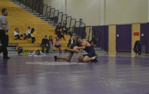 Wrestling Faces Disappointing Defeat against University High