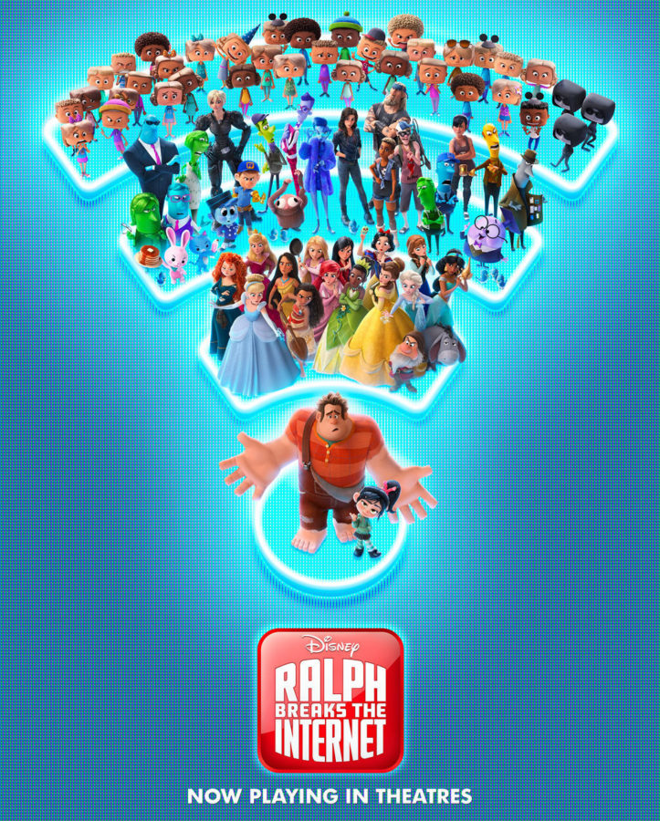 "Only one week after the movie debuted in theaters, ""Ralph Breaks the Internet"" has a domestic gross of $143,334,185."