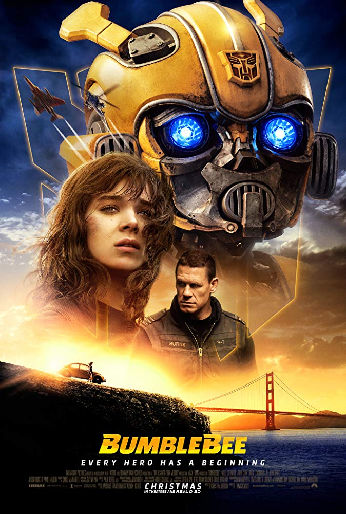 """""""Bumblebee"""" is the first movie of the franchise not directed by Michael Bay, but instead Travis Knight, known for his stop-motion animated works such as """"Coraline"""" and """"Kubo and the Two Strings."""""""