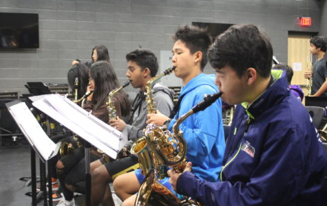 Marching Band Strikes up Two Jazz Bands for 2019