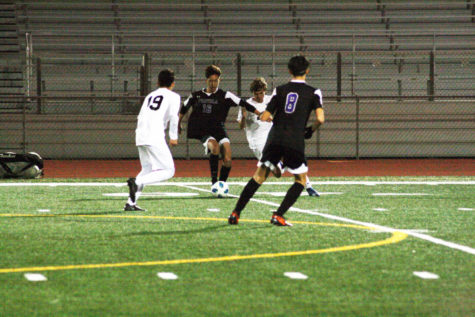Boys' Soccer Starts Off Season Strong
