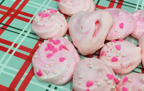Whip Up Meringues for Valentine's Day
