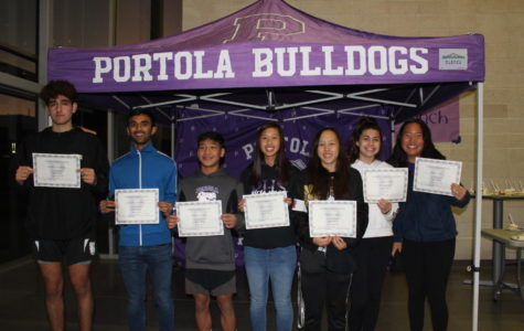 Winter Athletes Learn What it Takes to be Top Dog