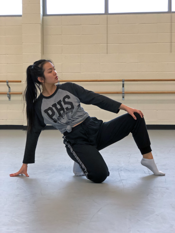 Fueled by her love for both the music and dancing, Kate Dang has been driven to continue her dancing in and out of school. Using time such as breaks for dance, Dang is always preparing for a new video.