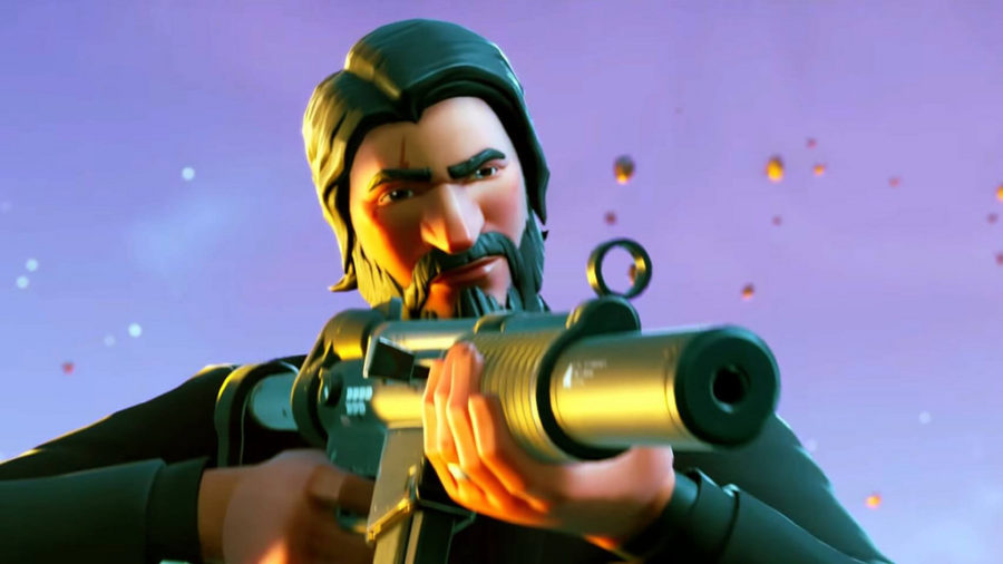 """Fortnite developer Epic Games reported 3 billion dollars in profit from the game, through in-game purchases such as cosmetics or """"battle passes."""""""