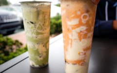 Omomo Tea Shoppe has one of the most aesthetic interiors and instagrammable drinks, but its long lines and average boba aren't for milk tea connoisseurs.