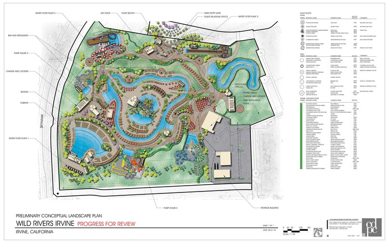 The new park will be around 50% bigger than the original and is expected to cost $50 million.