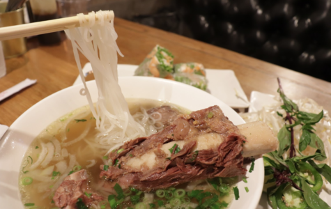 Pho's salty and meaty universal flavors earned the dish international appeal. However, if you do not prefer the taste of cilantro, you can request to have the broth without it at most pho restaurants.