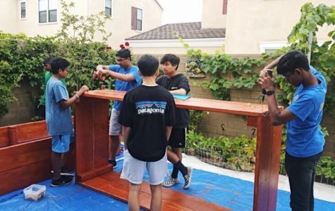 Special Education Garden Sprouts from Senior's Eagle Scout Project