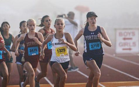 Freshman Runs with Four Sports