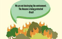 Although the causes of the Amazon rainforest fire can be attributed to a combination of factors, the election of Jair Bolsonaro represents a turning point for Brazil's stance on the environment. In fact, the government continuously downplayed the crisis and even went so far as to deny its existence in a Sept. 11 speech at the Heritage Foundation.