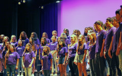 "Portola Singers and Canta Bella perform ""The Prayer of the Children"" by Kurt Bestor. This coming April, all choir groups are invited to attend the spring break tour in Chicago, Illinois, where they will receive specialized coaching from expert conductors."
