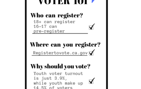 California Voting Age Might Be 17