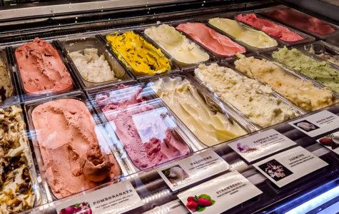 Bringing the Taste of Tehran to Irvine: Saffron & Rose Ice Cream