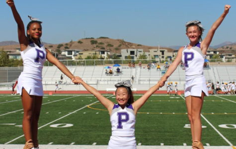 Cheer Flies Into Season with New System