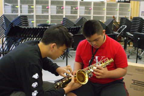 Food for the Soul: Special Education and United Sound Bring Music to Campus