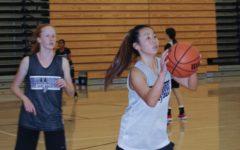 Freshmen Girls Take on Varsity Winter Sports