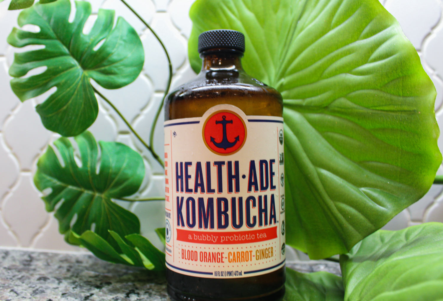 """Kombucha is a probiotic-rich beverage that provides many health benefits including enhancing digestive and liver health. The company, Health-Ade Kombucha is a Los Angeles-based company that strives to have the """"best tasting and highest quality kombucha,"""" according to their website."""