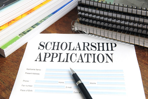 Applying for scholarships can help students prevent a significant financial detriment when in college. This is especially significant for students who are not financially able but, do not qualify merit-based scholarships.