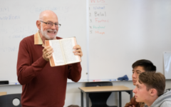 Rabbi Stephen Einstein Commences Religion Lecture Series