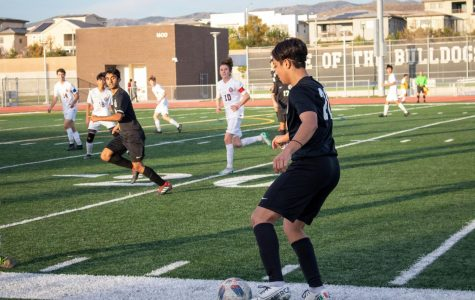 Boys' Soccer Scores Big in League Victory
