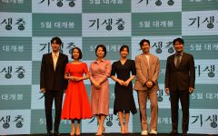 "The cast of ""Parasite,"" including Song Kang-ho, Choi Woo-shik and others walked the red carpets at film festivals around the world but remarked that the Academy Awards was one of their most significant and memorable experiences."