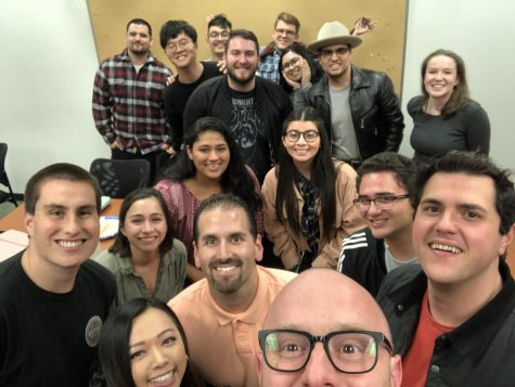 Social Studies Department Chair Jon Resendez Takes Over Old Friend and Mentor's UCI Class