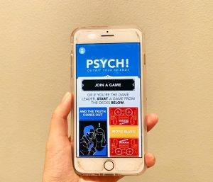 """In order to cure the recent boredom due to stay-at-home orders, many people have resorted to online gaming as a means for passing the time with loved ones. """"Psych"""" is one of the most popular quarantine games. Its development dates back to 2015 when comedian Ellen DeGeneres designed the app."""