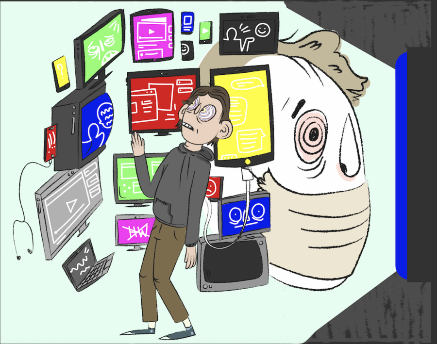 Students Need to Step Away From Their Screens