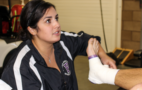 Portola High obtained the 1st Team Safe Sports School Award for following both the requirements and the recommendations set by the National Athletic Trainers' Association. Examples of categories include athlete injury protocol, athletic clearance processes and procedures for emergencies like earthquakes or fires.